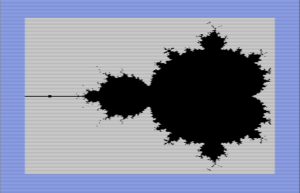 Mandelbrot Set on the C64